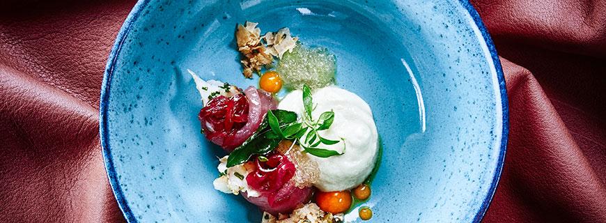 High-End-Cuisine von Spitzengastronom Luke Dale Roberts.