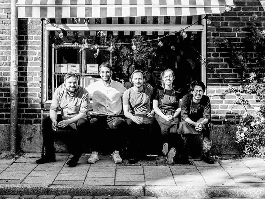 Zusammen viel erreichen: Teamwork im Spitzenrestaurant Lyran in Malmö