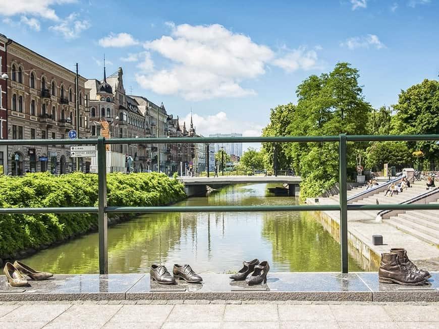 Sonne in Malmö: Schwedischer Sommer bedeutet meist nicht mehr als 20 Grad
