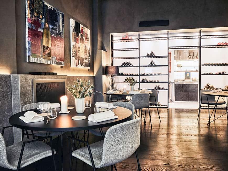 Französische Küche in Malmö: Im stylish-schicken Restaurant Sture ist Karim Khouani Küchenchef