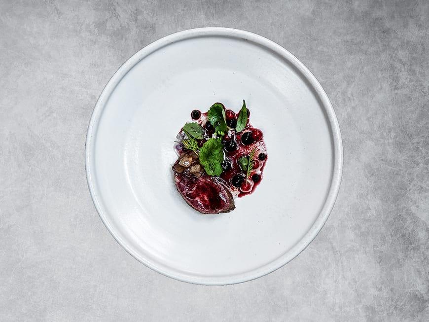 Raffiniert auf das Wesentliche gebracht: Nordic Cuisine à la Fredrik Berselius.