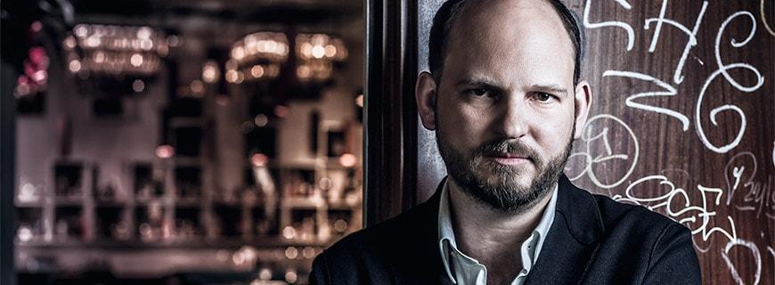 Heinz Gindullis vom Sound System Berlin